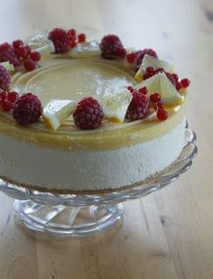 I Want To Eat, Lemon Curd, Pie Recipes, Cheesecakes, Beautiful Cakes, No Bake Cake, Cake Decorating, Decorating Ideas, Sweet Tooth