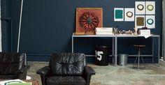 Peinture salon : 30 couleurs tendance pour repeindre votre salon