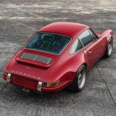 """utwo: """" 911 Singer Porsche © drewphillipsphoto """""""