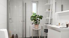 Sisäkuvia - alvsbytalo.fi Ant, Divider, Bathtub, Bathroom, Interior, Furniture, Home Decor, Standing Bath, Washroom
