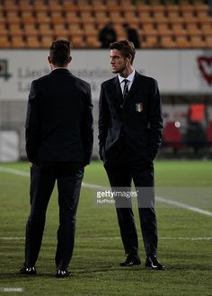 Daniele Rugani during the match to qualify for the Football World Cup 2018 between Liechtenstein v Italia, in Vaduz, on November 12, 2016.