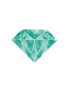 Emerald Diamond, poster