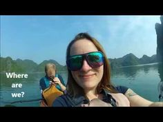 Here is a longer video of our kayaking excursion in Halong Bay, Vietnam. We stayed on Cat Ba Island and walked to Ben Beo Harbor and rented them from Blue Sw. Cat Ba Island, Ha Long Bay, Tour Guide, Kayaking, Vietnam, Cruise, Boat, Tours, Adventure