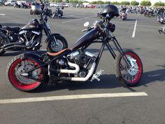 Seen at Long Beach Motorcycle Swap