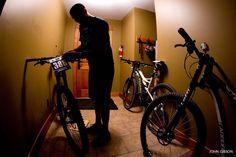 @pablotoribio324 getting prepped in Fernie BC. #BikeMagPOD by @gibbymtbphoto. #mtb