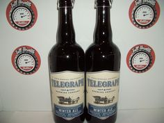 Telegraph Winter Ale Mexican Hot Chocolate