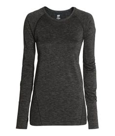 Seamless sports top | Product Detail | H&M