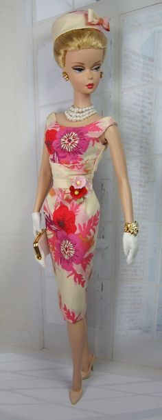 Liberty Love for Silkstone Barbie and Victoire Roux on Etsy now