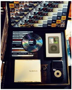Beatles iPod Box Set: for the high-tech but old school rock lover