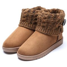 Lotus Jolly Plus Size Women 2017 Buckle Snow Boots Woolen Ankle Boots  Winter Warm Platform Shoes Woman Mujer Bottes 0e3d3a893728