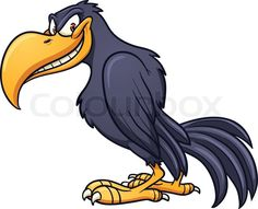 www.colourbox.com preview 6978039-evil-cartoon-crow.jpg