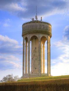 Image result for reading tilehurst water tower