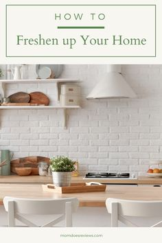 6 Tips To Give Your Home A Fresh New Look #homedecor #livingroom #furniture First Apartment Essentials, Kitchen Essentials, First Kitchen, New Kitchen, Affordable Storage, Meal Prep For Beginners, Kitchen Must Haves, Declutter Your Home, Kitchen Fixtures
