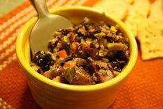 Olive Tapenade Recipe