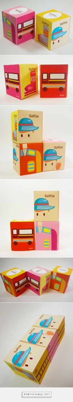 Tissue Boxes for kids (concept) designed by Cynthia(Xinyi) Yao. Pin curated by #SFields99 #packaging #design