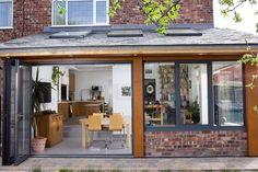 Outdoorküche Klein Wanita : 47 besten home: extension bilder auf pinterest in 2018 glaswand