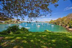 Mosman Bay, Sydney, Australia.