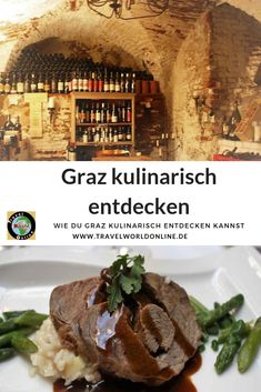 Wie Du Graz kulinarisch entdecken kannst Food Trucks, Beef, Travel Europe, Gourmet, Europe, Snack Station, Graz, Good Food, Meat