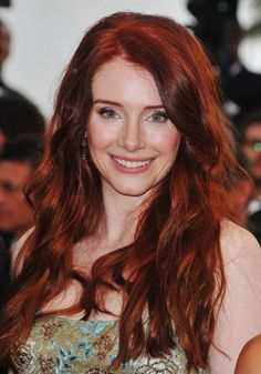Bryce Dallas Howard Aubrn Long Layered Hairstyles 2013