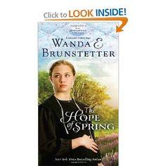 The Hope of Spring (The Discovery - A Lancaster County Saga): Wanda E. Brunstetter: 9781620291443: Amazon.com: Books