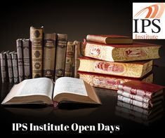 Join IPS Institute on one of our Friday Open days and further your education! Join, Friday, Education, Essayist, Onderwijs, Learning