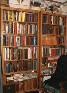 Part of Fathertime's Historical Library