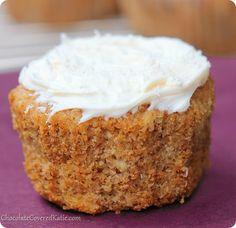 ChocCovrdKatie Recipe Healthy Hummingbird Cupcakes