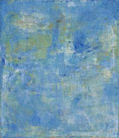"Bernd Haussmann, ""Untitled 1404"", Mixed Media on Canvas, 44x36 - Anne Irwin Fine Art"