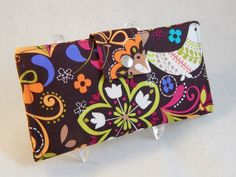 Wallet Clutch Women's Wallet Birds of by LakesideQuiltsMaine, $40.00