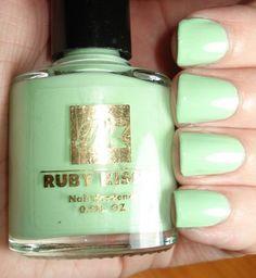 Ruby Kisses - Dreamy Green