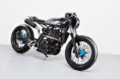 Street Smarts: an urban Suzuki DR650 by Diamond Atelier | Bike EXIF