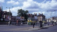 West Croydon Bus Station July 1975, via Ian-S Flickr.