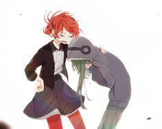 Tsubomi and Rin Kido