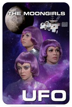 UFO - The Purple ladies..