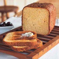 Pão de Pimentão - Máquina de Pão