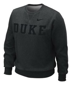 Duke University Collection of Gifts - Duke® Seasonal Crew by Nike®.(Limited Quantities) - size S