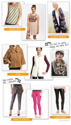 2012 fall fashion trends & where to get them at decent prices | TheMombot.com