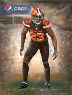 95 Best NFL Art Cleveland Browns images  5743a2074