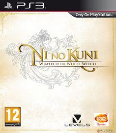 Ni No Kuni : La vengeance de la sorcière céleste - PlayStation 3, Jeu de rôle (PEGI 12)