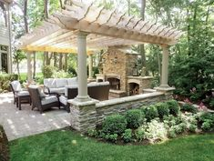 21 Handsome Diy Pergola Design Ideas - Page 17 of 41