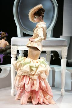 Christian Dior - Spring 2007 Couture