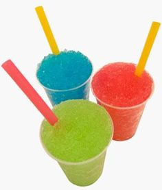 What's in a slurpee?:  read what you're really drinking