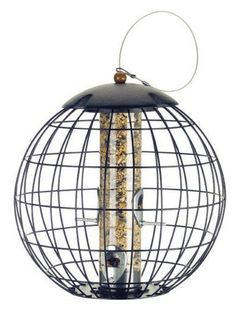 Gardman Squirrel Proof Cage Seed Bird Feeder