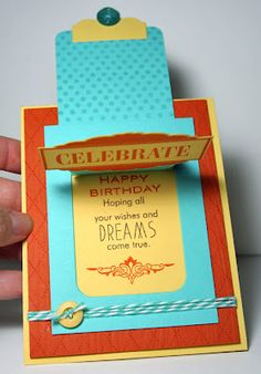 Announcing interactive cards 2 stampin up pinterest cards pti anniversary challenge interactive cards m4hsunfo