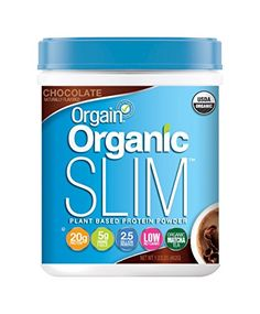 Orgain Organic Slim Weight Loss Powder, Vanilla Bean, Pound, 1 Count -- Find out more about the great product at the image link. Medical Weight Loss, Weight Loss Diet Plan, Weight Loss Drinks, Weight Loss Smoothies, Fast Weight Loss, Weight Loss Program, Healthy Weight Loss, How To Lose Weight Fast, Organic Protein Powder