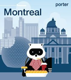 Porter Airlines and Montreal