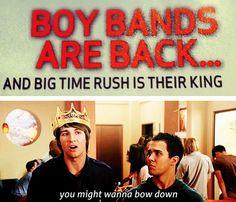 bringing back boybands :)