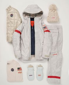 Team USA snowboarders will wear awesome space-themed Olympic uniforms | For The Win