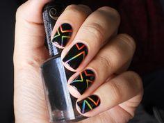 Nice Nails Great Nails, Nice Nails, Cute Nail Art, Beautiful Nail Art, Fun Nails, Colorful Nail Designs, Cool Nail Designs, Acrylic Nail Designs, Cheetah Nails