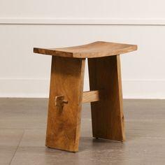 JAPANESE BENCH … Japanese Carpentry, Japanese Joinery, Rustic Furniture, Diy Furniture, Furniture Design, Wood Stool, Wood Table, Meditation Stool, Doors And Floors